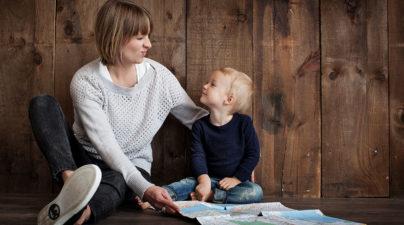 image nourrice garde d'enfant à domicile